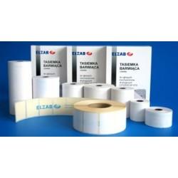 10 rolek papieru termicznego 28mm/25m