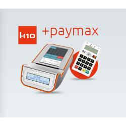 Kasa fiskalna Elzab K10 + terminal za 1zł PayMax