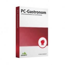 PC-Gastronom - wersja standard + bonownik - 1 stanowisko
