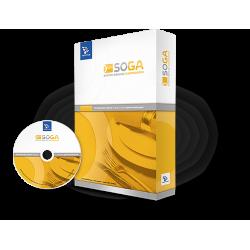SOGA wersja podstawowa z modułem magazynowym