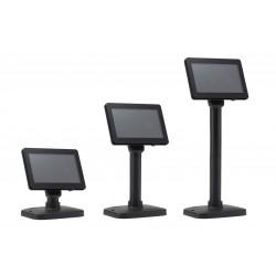 "Monitor 7"" USB Czarny"